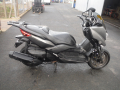 moto accidentee YAMAHA XMAX 500