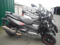 moto accidentee GILERA FUOCO 500