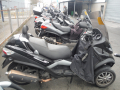 moto accidentee PIAGGIO MP3