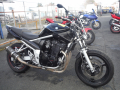moto accidentee SUZUKI GSF 650