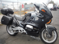 moto accidentee BMW R850 RT