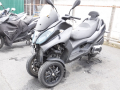 moto accidentee PIAGGIO MP3 500 LT