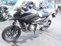 moto accidentee HONDA NC700S