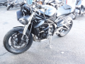 moto accidentee TRIUMPH STREET TRIPLE