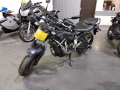 moto accidentee YAMAHA MT-07