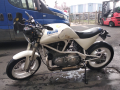 moto accidentee BUELL S1