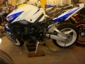 moto accidentee SUZUKI GSR600 GSR 600