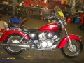 annonce moto accidentée HONDA - SHADOW125 SHADOW 125