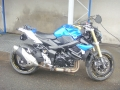 moto accidentee SUZUKI GSR750 750GSR GSR 750