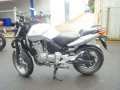 moto accidentee HONDA CBF600N CBF 600 N