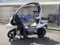moto accidentee BMW C1 ( 200 ) C 1