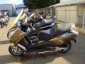 moto accidentee PEUGEOT SATELLIS 300
