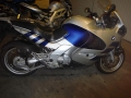 moto accidentee BMW K1200 RS K 1200 RS