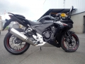 moto accidentee HONDA CBR500