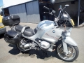 moto accidentee BMW R1150 RS