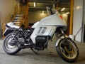 moto accidentee BMW K75 RT