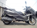 moto accidentee PIAGGIO X10 400