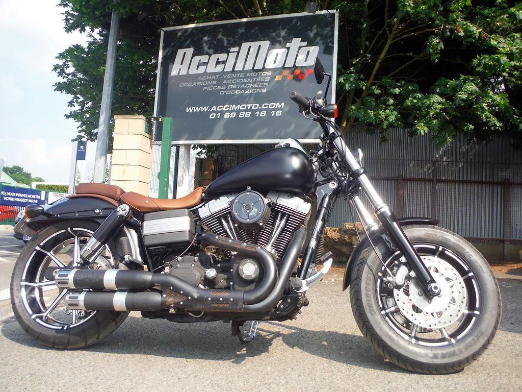 moto occasion harley davidson dyna fat bob. Black Bedroom Furniture Sets. Home Design Ideas