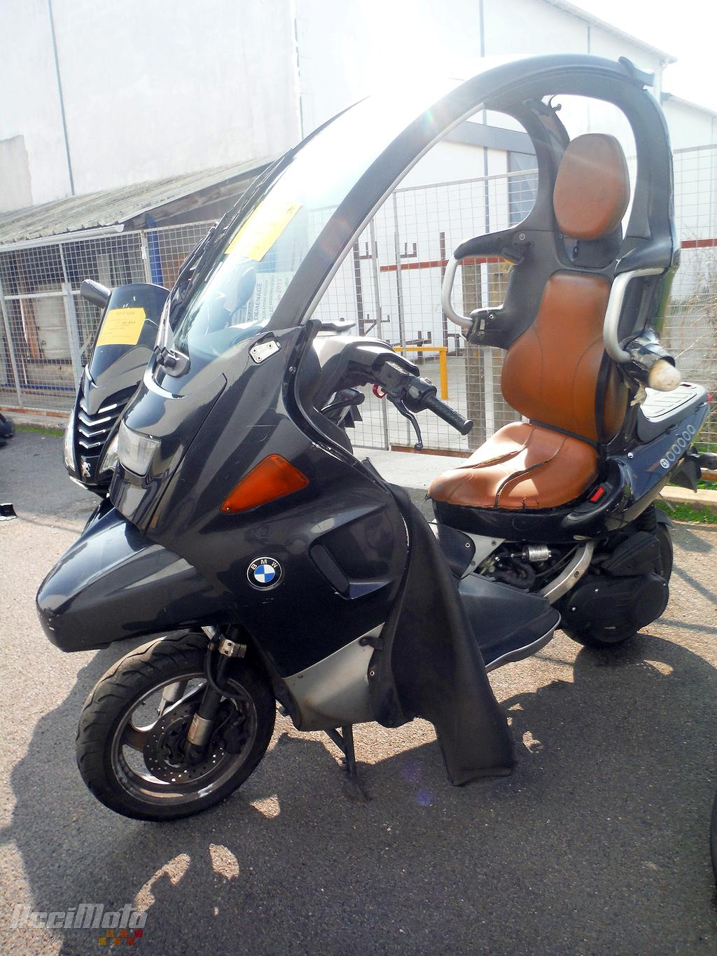 moto accident e bmw c1 125. Black Bedroom Furniture Sets. Home Design Ideas
