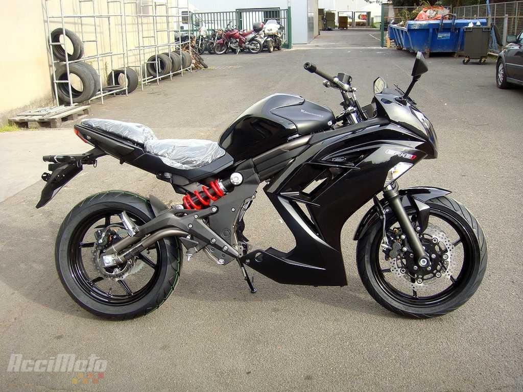 moto kawasaki er6n a vendre
