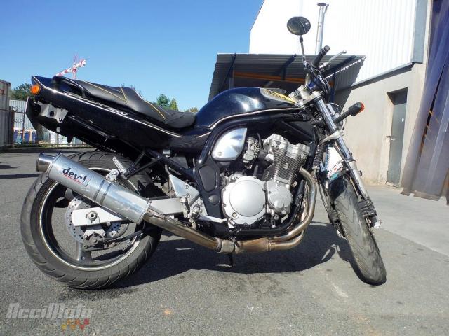 ceb1f4710ca SUZUKI BANDIT 600 N (Motor bike AVARIILISED MOOTORRATTAD )