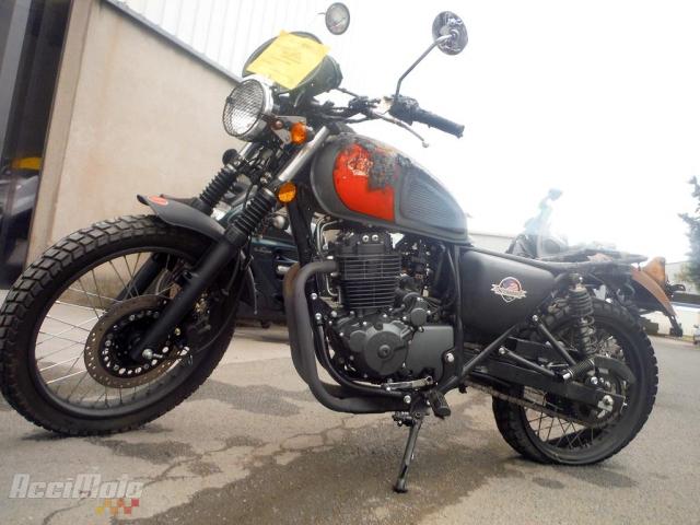 e6393cf3129 MASH SCRAMBLER 400 (Motor bike SASISTI MOTOCIKLI )