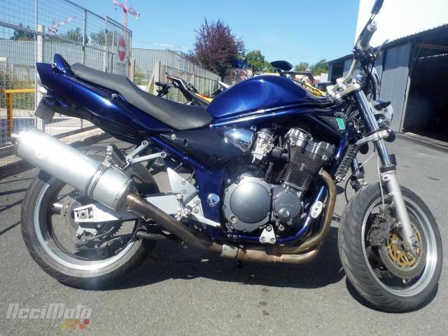84f5a8c6a0d SUZUKI BANDIT GSF1200N (Motor bike AVARIILISED MOOTORRATTAD )