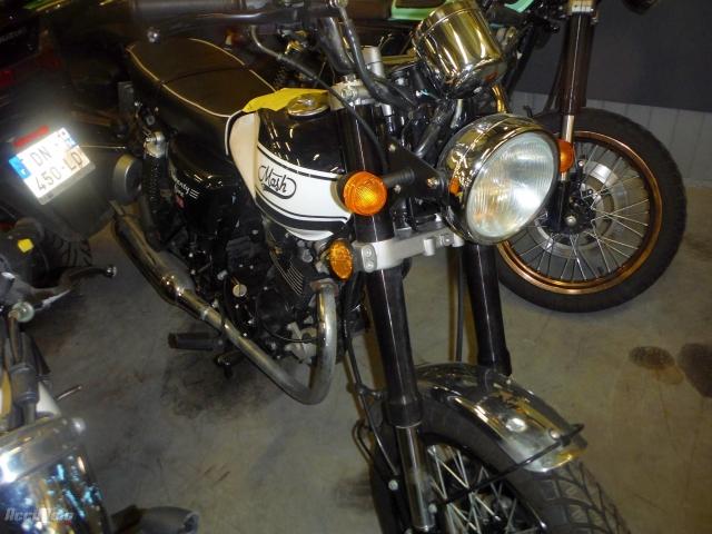 Mash Qm 125 Motor Bike Avariilised Mootorrattad