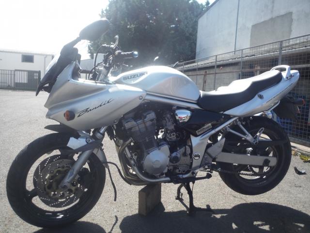 a001504bbd5 SUZUKI BANDIT GSF650N (Motor bike AVARIILISED MOOTORRATTAD )