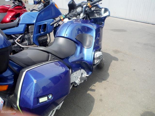 BMW R1100 RT (Motor bike POWYPADKOWY)