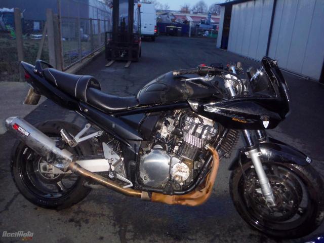 SUZUKI BANDIT GSF1250N