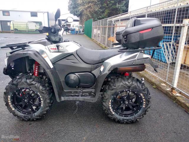 KYMCO ( QUAD ) MXU 700